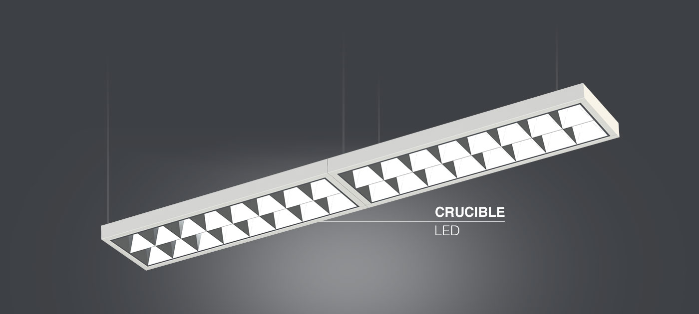 Crucible snooker LED light