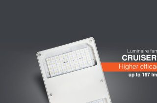 Cruiser 2 LED lighting