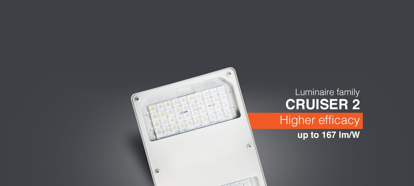 Cruiser 2 LED lighting