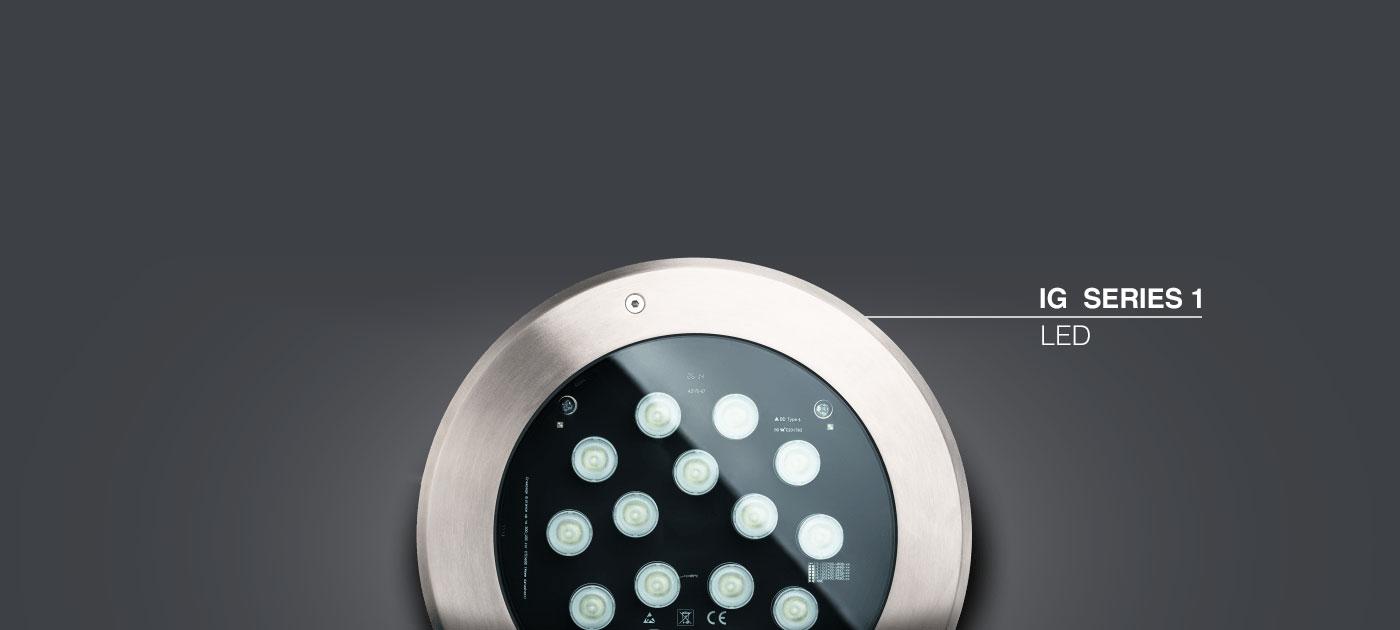 IG Series 1 LED Lighting Unit