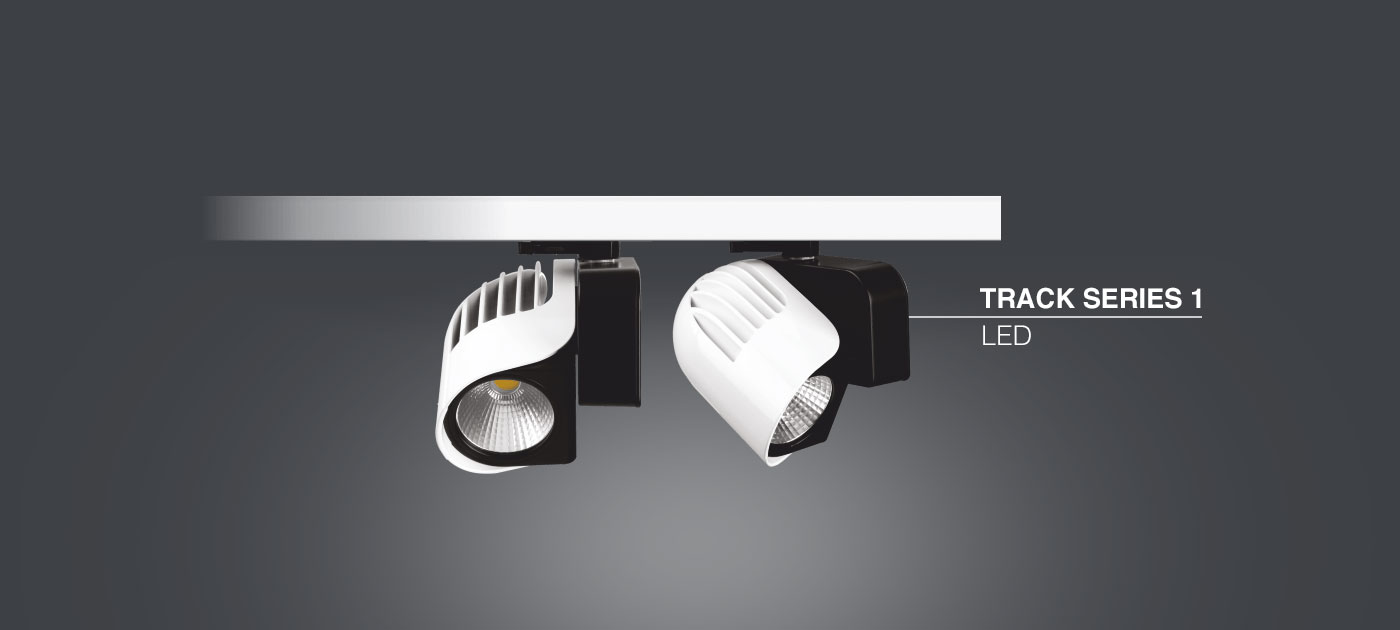 Track Series 1 LED light
