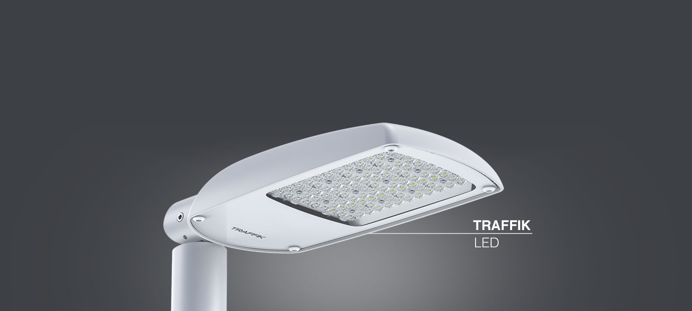 Traffik LED street lighting
